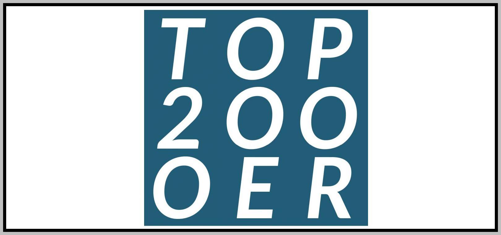 Die 200 besten OER-Quellen